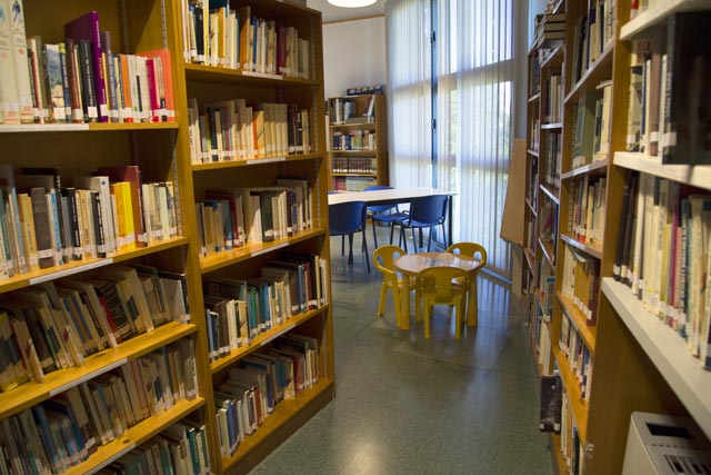 Biblioteca Santa Cruz de Campezo - Santa Cruz de Campezo
