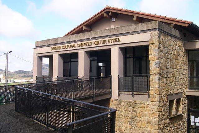 Centro cultural Campezo
