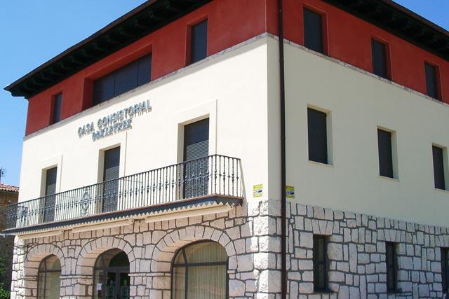 Casa consistorial Ayuntamiento Valle Arana