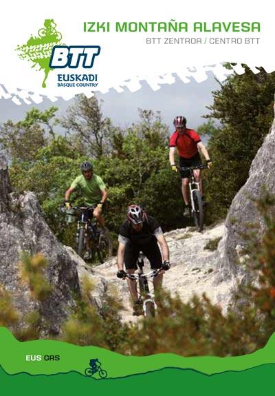 Centro BTT Izki Montaña Alavesa (descargar folleto)