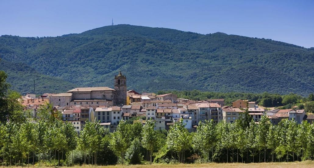 Camino Ignaciano en Montaña Alavesa