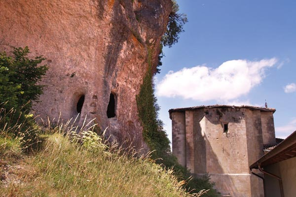 Cueva en Markinez