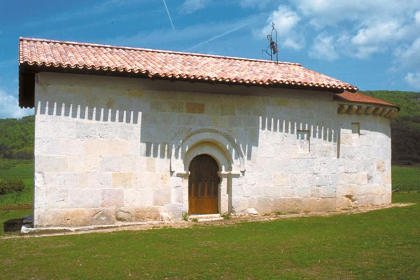 Ermita de Andra Mari - Ullibarri / Harana
