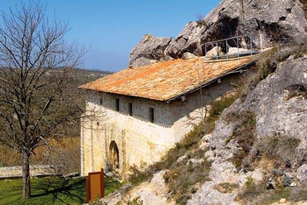 Ermita de la Peña - Faido