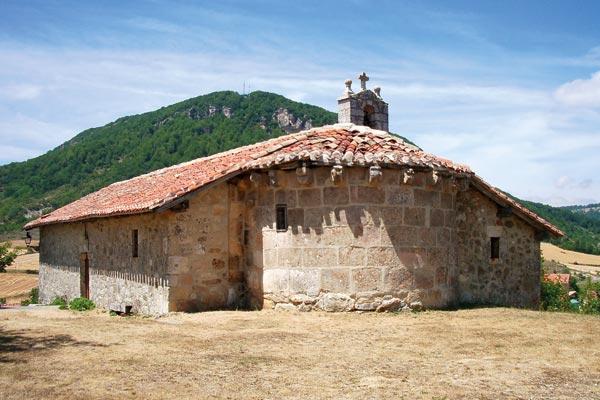 Ermita de Elizmendi - Kontrasta