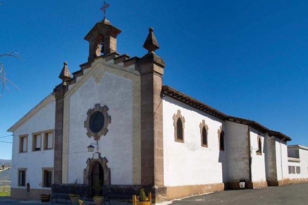 Ibernaloko baseliza - Santa Cruz de Campezo