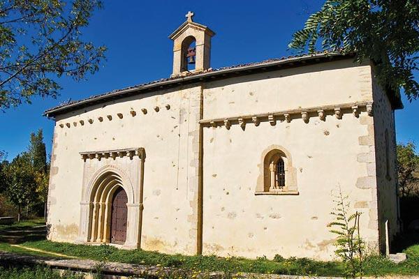 Ermita de la Virgen del Campo - Maeztu/Maestu