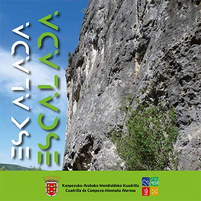 Climbing in Montaña Alavesa (download brochure)