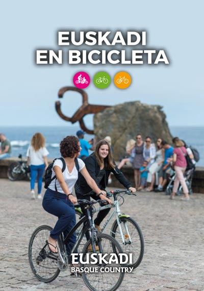 The Basque Country by bicycle - Euskadi Basque Country (download brochure)