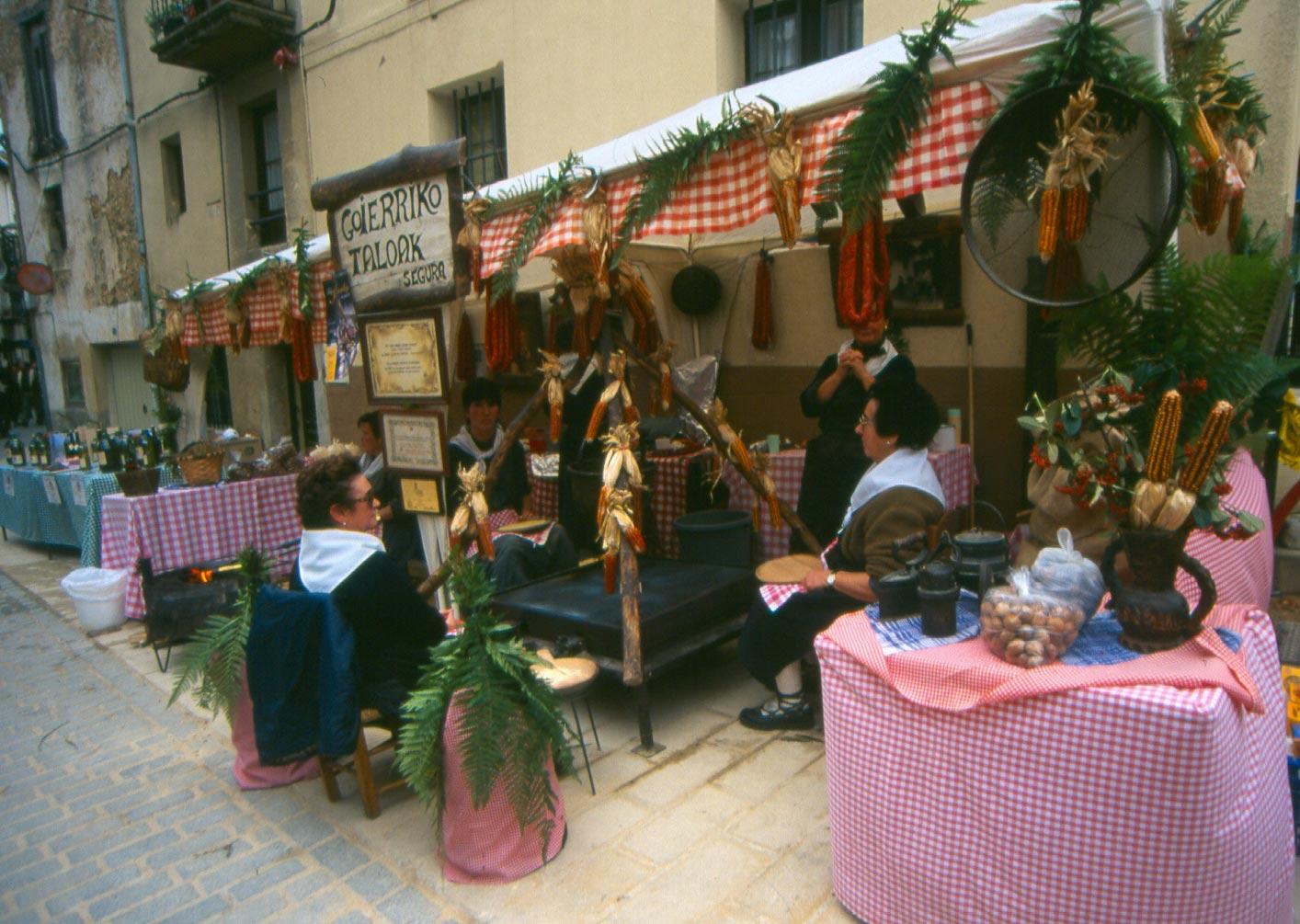 Feria de San Martín - Montaña Alavesa - Santa Cruz de Campezo