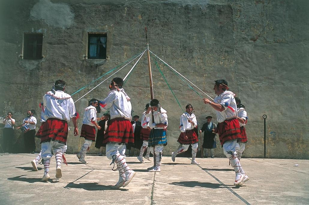 Fiestas y ferias de Montaña Alavesa