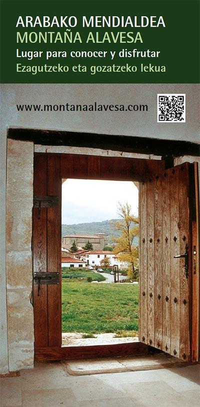 Montaña Alavesa - A place to discover and enjoy (download brochure)