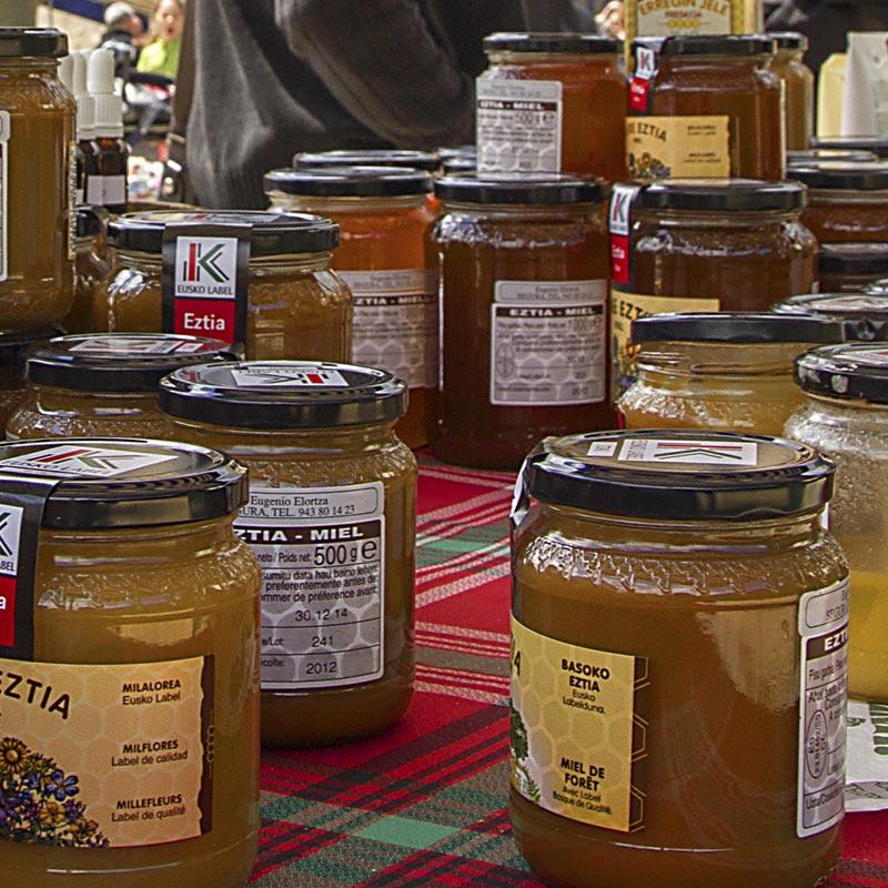 Miel en Montaña Alavesa