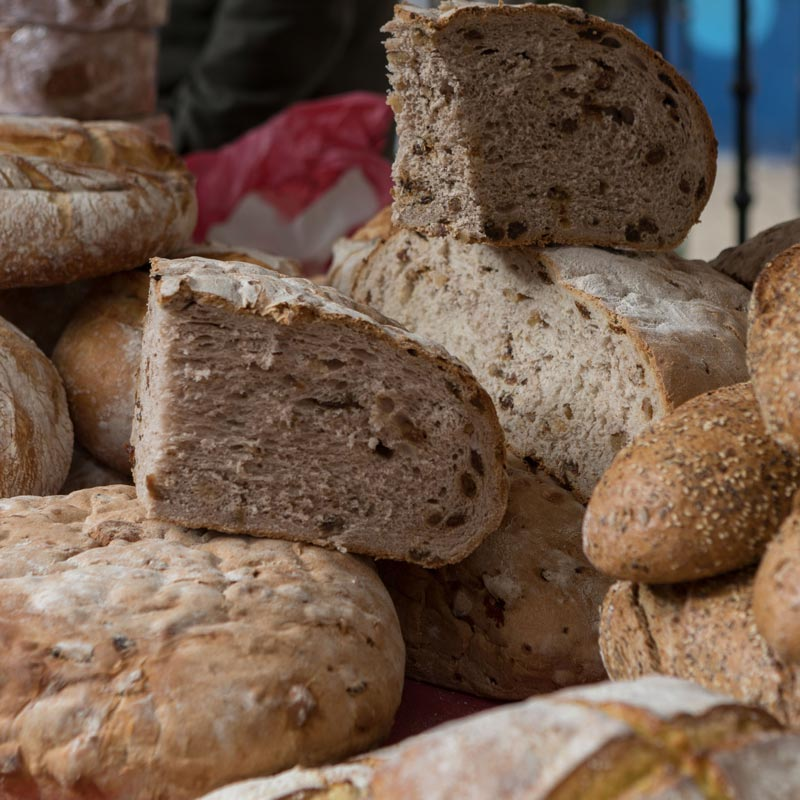Pan en Montaña Alavesa