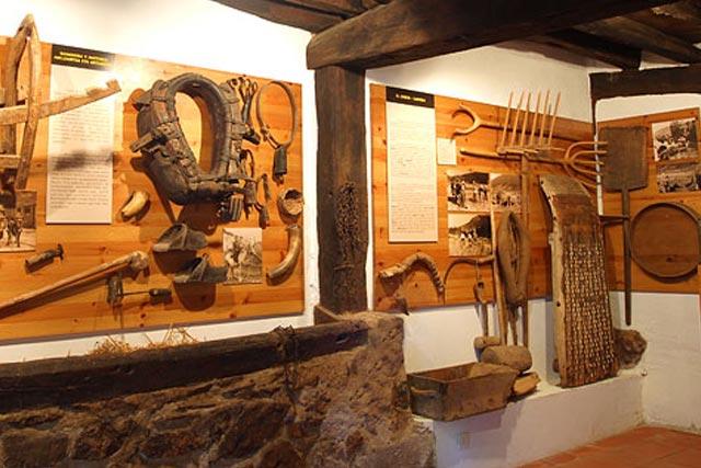 Museo etnográfico Usatxi - Pipaón