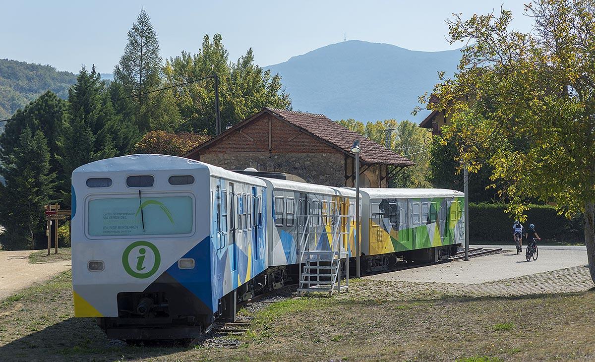Oficina de turismo comarcal de Montaña Alavesa
