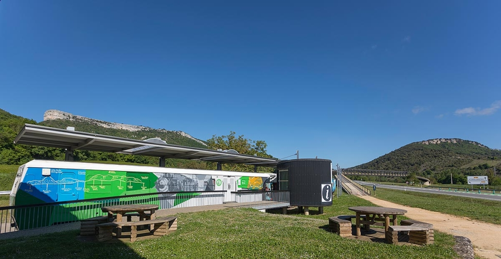 Centro de interpretación Via Verde del Vasco-Navarro