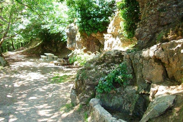 Santa Teodosia - Valle de Harana