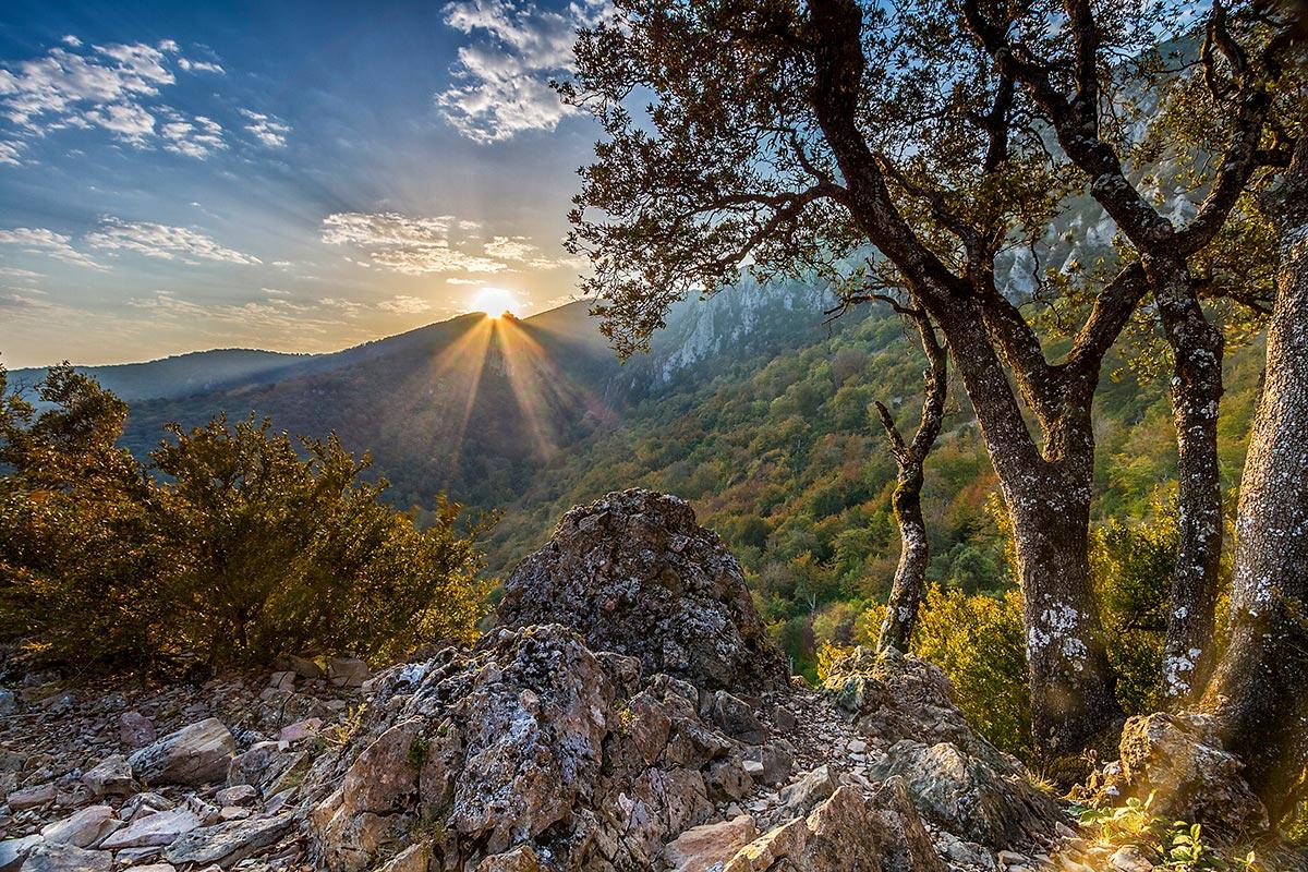 Senderismo y montañismo en Montaña Alavesa