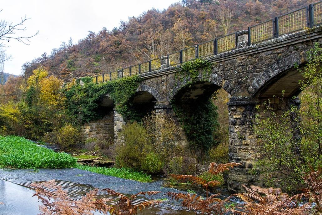 Vía Verde del Vasco-Navarro - Montaña Alavesa