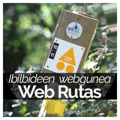 Web Rutas en Montaña Alavesa