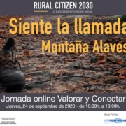 Siente la llamada rural Montaña Alavesa