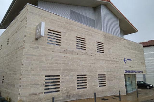 Centro de Salud Santa Cruz de Campezo